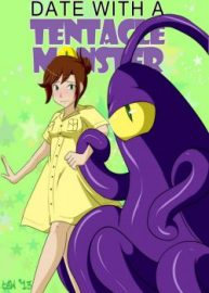 Cover A Date With A Tentacle Monster 7