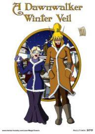 Cover A Dawnwalker Winter Veil