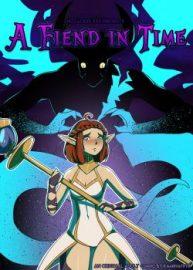 Cover A Fiend In Time