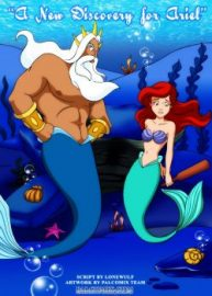 Cover A New Discovery For Ariel