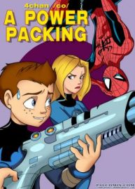 Cover A Power Packing