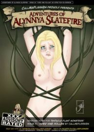 Cover Adventures Of Alynnya Slatefire 4