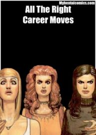 Cover All The Right Career Moves