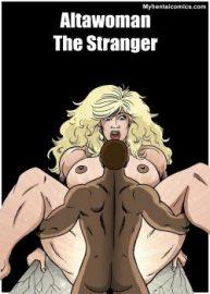 Cover Altawoman – The Stranger