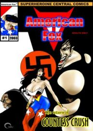 Cover American Fox – Return Of Countess Crush 1
