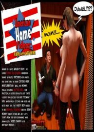 Cover American Home Videos – Burn After Watching