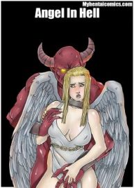 Cover Angel In Hell
