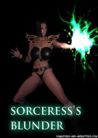 Cover Sorceress's Blunder
