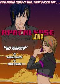 Cover Apocalypse Love 1 – No Regrets