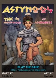 Cover Astynoos And The 4 Priestesses Of Aphrodite