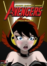Cover Avengers – Stress Release
