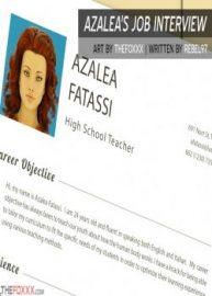 Cover Azalea's Job Interview