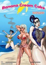 Cover Banana Cream Cake 3 – Beach Babe Family