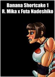 Cover Banana Shortcake 1 – R. Mika x Futa Nadeshiko