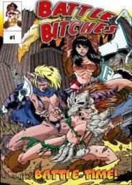 Cover Battle Bitches 1 – It's Battle Time