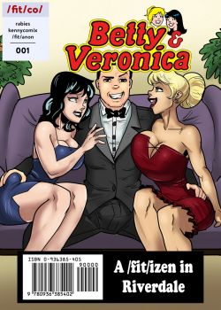 Cover Betty And Veronica