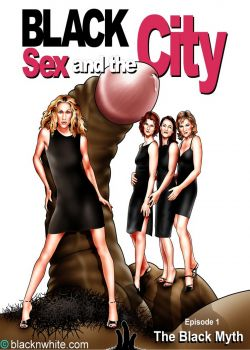 Cover Black Sex And The City