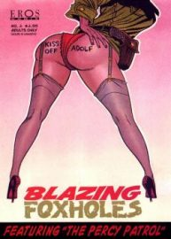 Cover Blazing Foxholes 2