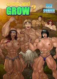 Cover Camp And Grow 2