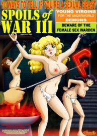 Cover Candice's Diaries 6 – Spoils Of War 3
