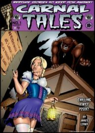 Cover Carnal Tales 1