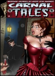 Cover Carnal Tales 4