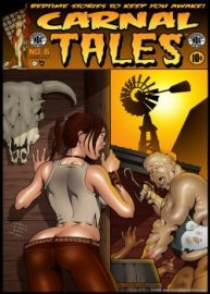Cover Carnal Tales 6