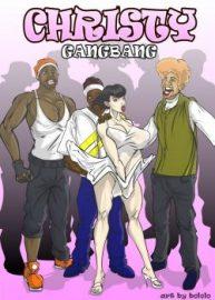 Cover Christy Gangbang