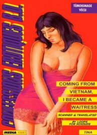 Cover Coming From Vietnam, I Became A Waitress