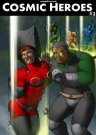 Cover Cosmic Heroes 2