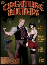 Cover Creature Buster