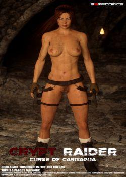 Cover Crypt Raider 1 – Curse Of Caritagua