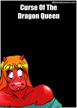 Cover Curse Of The Dragon Queen