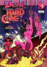 Cover Demi The Demoness Hardcore 1