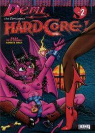 Cover Demi The Demoness Hardcore 2