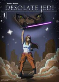 Cover Desolate Jedi