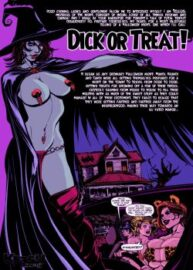 Cover Dick Or Treat!