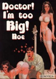 Cover Doctor, I'm Too Big