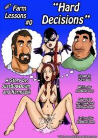 Cover Farm Lessons 0 – Hard Decisions