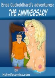 Cover Erica Cuckoldhard's Adventures – The Anniversary