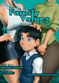 Cover Family Values 1 – Best Weekend Ever