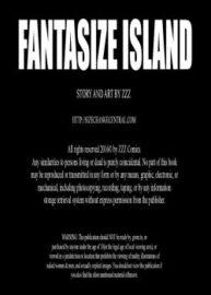 Cover Fantasize Island 1