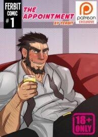 Cover Ferbit Comic 1 – The Appontment