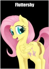 Cover Fluttershy