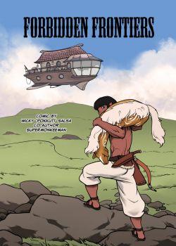 Cover Forbidden Frontiers 1