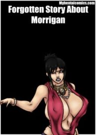 Cover Forgotten Story About Morrigan