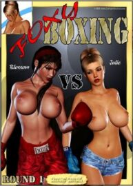 Cover Foxy Boxing 1 – Blossom Vs Julie – Round 1