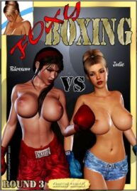 Cover Foxy Boxing 1 – Blossom Vs Julie – Round 3