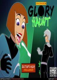 Cover Glory Haunt 1