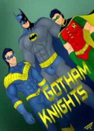 Cover Gotham Knights